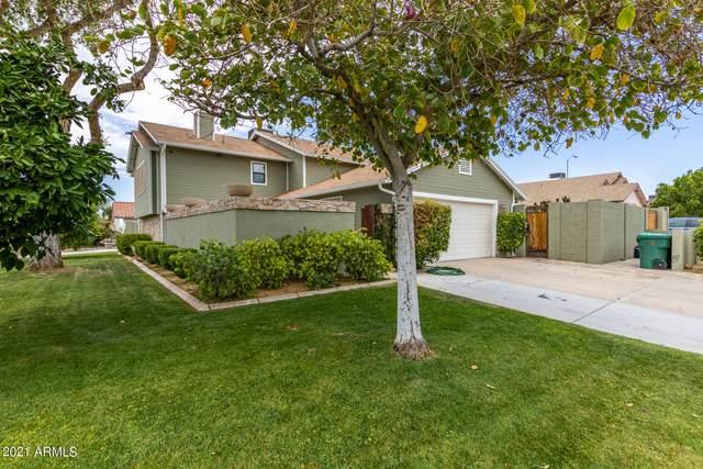 1409 N 62ND Place, Mesa, AZ 85205 (MLS #6247342) :: Yost Realty Group at RE/MAX Casa Grande