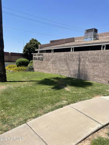 629 N Mesa Drive #43, Mesa, AZ 85201 (MLS #6247344) :: Yost Realty Group at RE/MAX Casa Grande