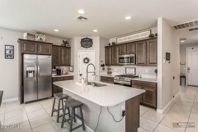 40988 W Jenna Lane, Maricopa, AZ 85138 (MLS #6247350) :: Yost Realty Group at RE/MAX Casa Grande