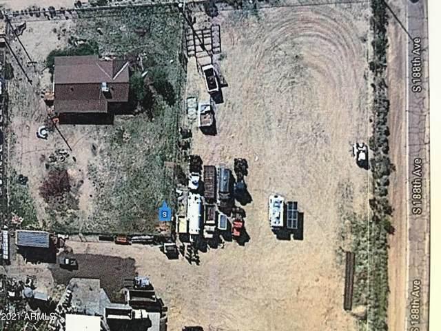12635 S 188TH Avenue, Buckeye, AZ 85326 (MLS #6247367) :: Klaus Team Real Estate Solutions