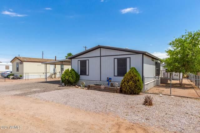 900 S Warner Drive #3, Apache Junction, AZ 85120 (MLS #6247375) :: Nate Martinez Team