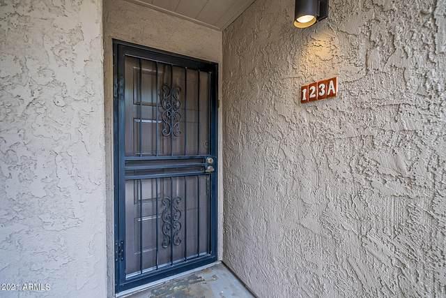 7430 E Chaparral Road 123A, Scottsdale, AZ 85250 (MLS #6247386) :: RE/MAX Desert Showcase