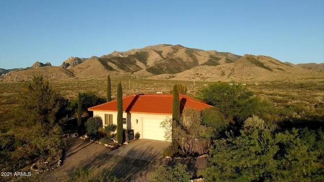 1225 N Sky Islands End, Cochise, AZ 85606 (MLS #6247387) :: Yost Realty Group at RE/MAX Casa Grande
