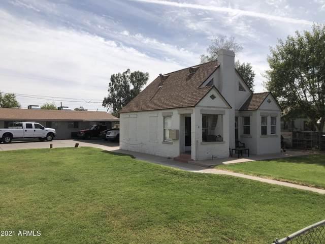 1833 E Harvard Street, Phoenix, AZ 85006 (MLS #6247400) :: Long Realty West Valley