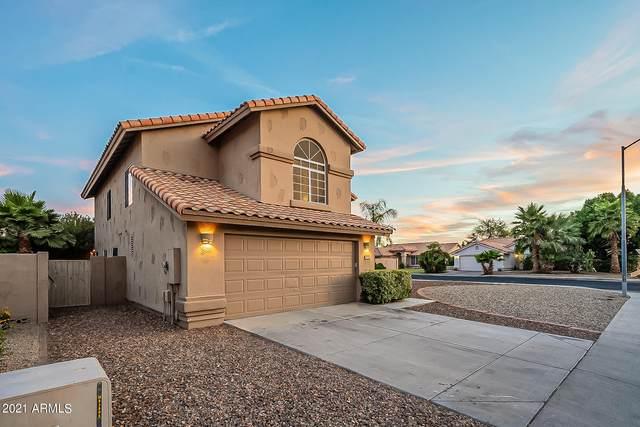 7263 W Los Gatos Drive, Glendale, AZ 85310 (MLS #6247417) :: Yost Realty Group at RE/MAX Casa Grande