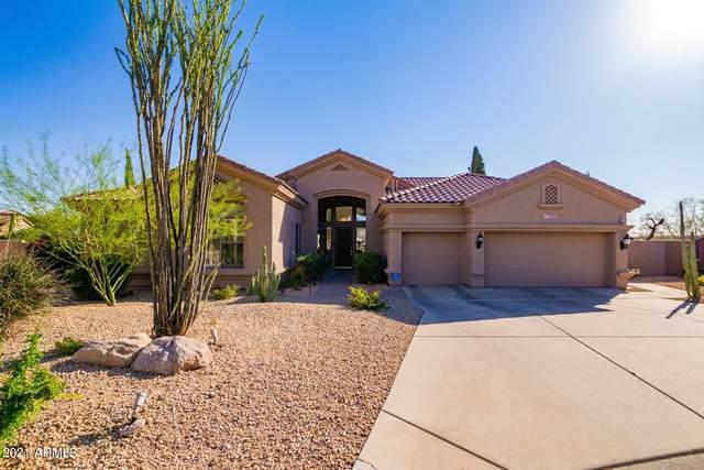 13607 E Geronimo Road, Scottsdale, AZ 85259 (MLS #6247425) :: Yost Realty Group at RE/MAX Casa Grande