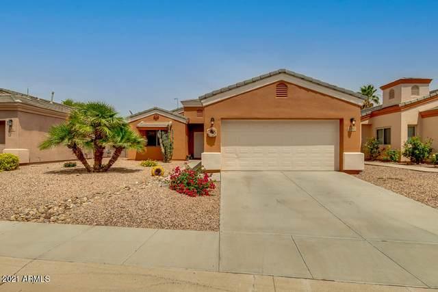 1205 N Fairway Drive, Eloy, AZ 85131 (MLS #6247454) :: Yost Realty Group at RE/MAX Casa Grande
