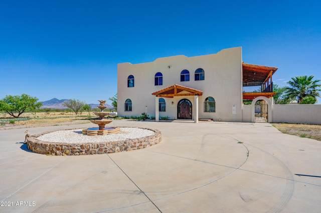 8790 E Cuervos Viejos Trail, Hereford, AZ 85615 (MLS #6247457) :: Devor Real Estate Associates