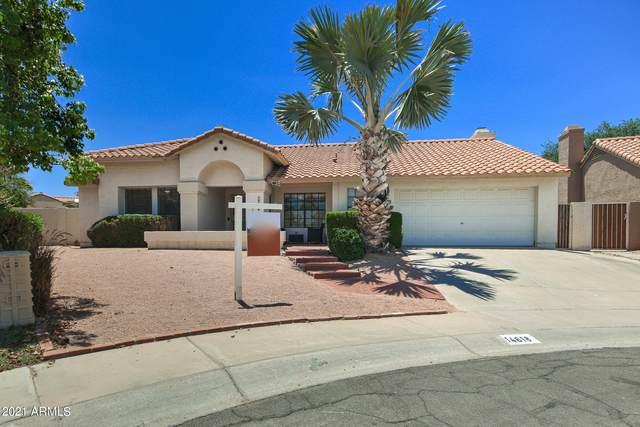 14618 S 34TH Place, Phoenix, AZ 85044 (MLS #6247487) :: Yost Realty Group at RE/MAX Casa Grande
