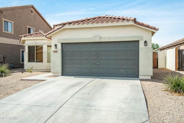 18141 W Sanna Street, Waddell, AZ 85355 (MLS #6247542) :: Executive Realty Advisors
