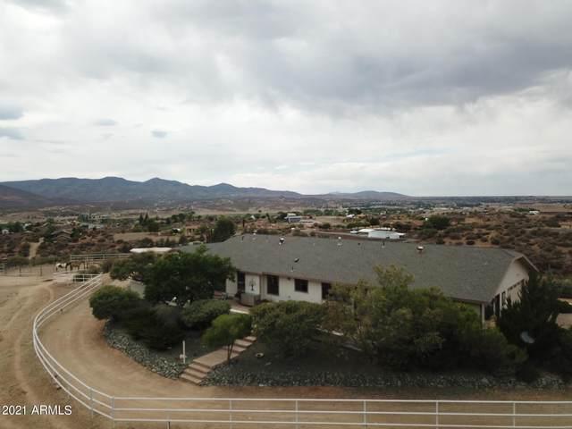 14525 E Eagle Drive, Dewey, AZ 86327 (MLS #6247546) :: Klaus Team Real Estate Solutions