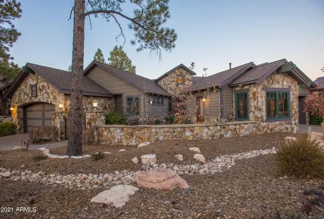 1491 E Castle Hills Drive, Flagstaff, AZ 86005 (MLS #6247551) :: Keller Williams Realty Phoenix