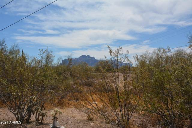 1550 W Mckellips Boulevard, Apache Junction, AZ 85120 (MLS #6247562) :: CANAM Realty Group