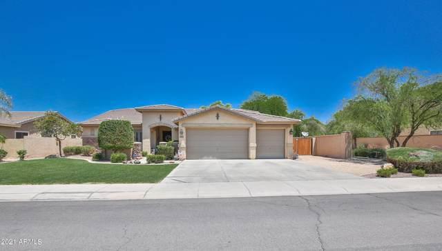2500 E Coconino Drive, Chandler, AZ 85249 (MLS #6247563) :: Dave Fernandez Team | HomeSmart