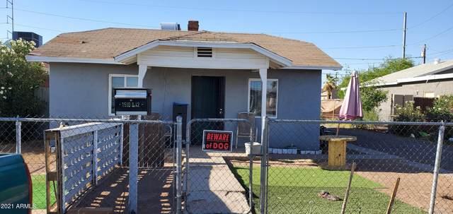 1512 W Hadley Street, Phoenix, AZ 85007 (MLS #6247564) :: Selling AZ Homes Team
