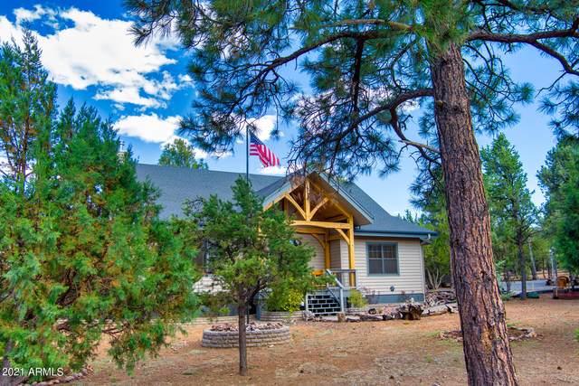 2827 Chandelle Lane, Overgaard, AZ 85933 (MLS #6247583) :: Elite Home Advisors