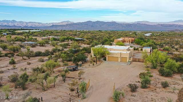 27241 N 152ND Street, Scottsdale, AZ 85262 (MLS #6247591) :: Keller Williams Realty Phoenix