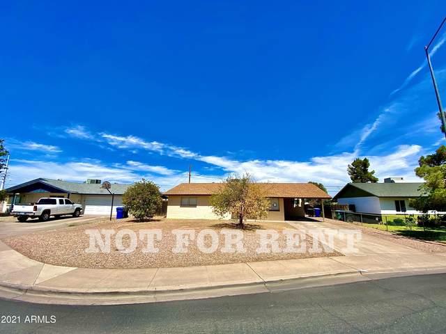 1031 S Drew Street, Mesa, AZ 85210 (MLS #6247594) :: CANAM Realty Group