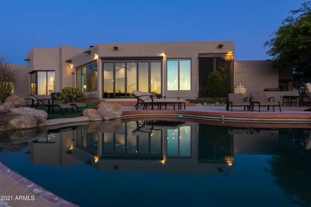 31624 N Granite Reef Road, Scottsdale, AZ 85266 (MLS #6247599) :: Selling AZ Homes Team