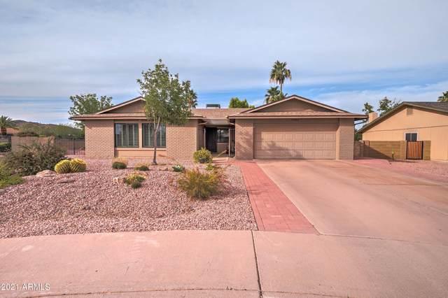 11022 S Pewaukee Street, Phoenix, AZ 85044 (MLS #6247607) :: Executive Realty Advisors