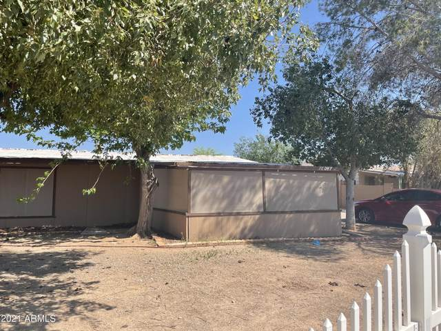 16047 N 67TH Drive, Peoria, AZ 85382 (MLS #6247623) :: Yost Realty Group at RE/MAX Casa Grande