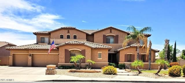 13125 W Solano Drive, Litchfield Park, AZ 85340 (MLS #6247640) :: Yost Realty Group at RE/MAX Casa Grande