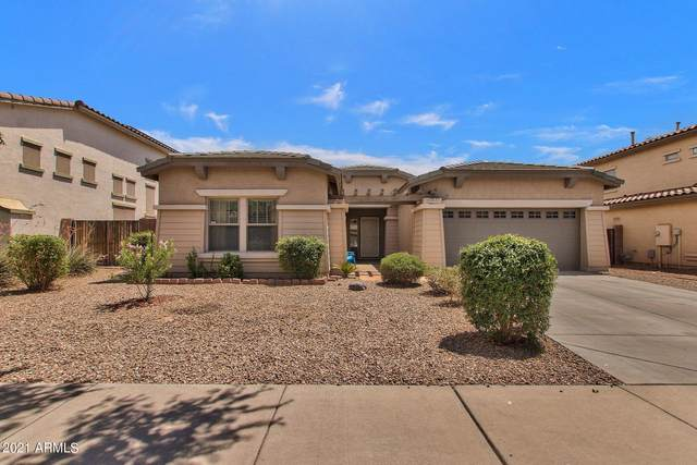 18941 E Superstition Drive, Queen Creek, AZ 85142 (MLS #6247664) :: Conway Real Estate