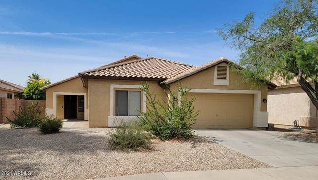 9227 W Salter Drive, Peoria, AZ 85382 (MLS #6247679) :: Howe Realty