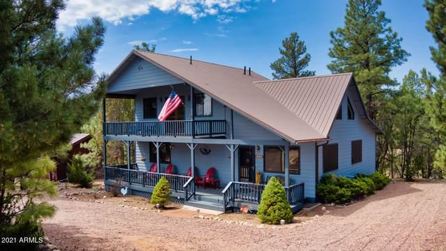 2247 Double Bogey Way, Overgaard, AZ 85933 (MLS #6247689) :: Yost Realty Group at RE/MAX Casa Grande