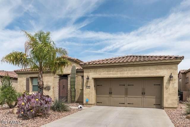 12882 W Alyssa Lane, Peoria, AZ 85383 (MLS #6247693) :: Maison DeBlanc Real Estate