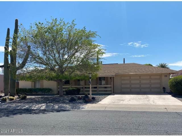 9425 W Rolling Hills Drive, Sun City, AZ 85351 (MLS #6247695) :: Devor Real Estate Associates