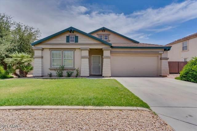 3891 E Esplanade Avenue, Gilbert, AZ 85297 (MLS #6247706) :: Conway Real Estate