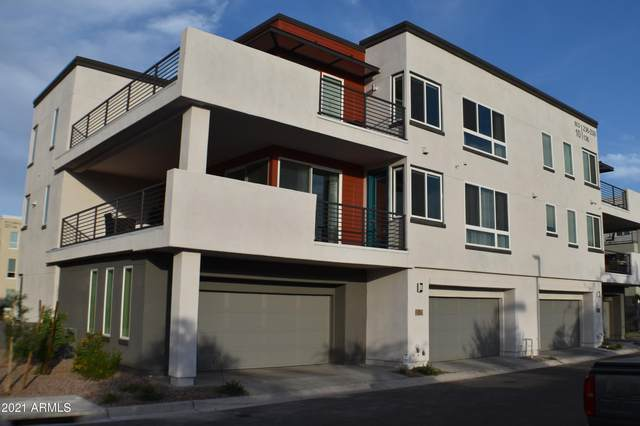 1250 N Abbey Lane #238, Chandler, AZ 85226 (MLS #6247724) :: CANAM Realty Group