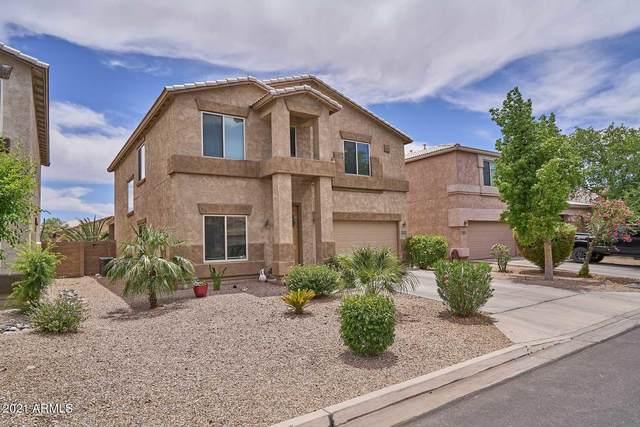 1231 E Canyon Trail, San Tan Valley, AZ 85143 (MLS #6247730) :: The Garcia Group