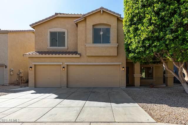 15225 W Cameron Drive, Surprise, AZ 85379 (MLS #6247737) :: Executive Realty Advisors