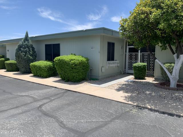 13223 N 98TH Avenue J, Sun City, AZ 85351 (MLS #6247741) :: The Property Partners at eXp Realty
