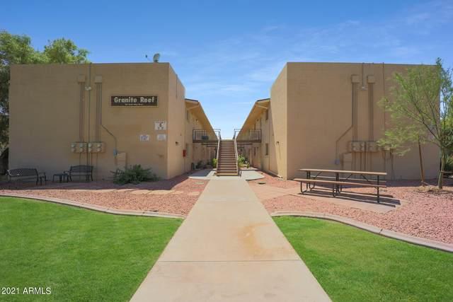 814 N 82ND Street G207, Scottsdale, AZ 85257 (MLS #6247742) :: Scott Gaertner Group