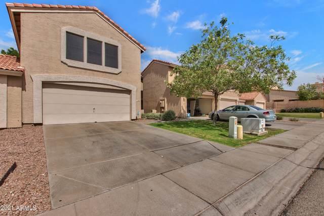 13824 S 41ST Way, Phoenix, AZ 85044 (MLS #6247750) :: Yost Realty Group at RE/MAX Casa Grande