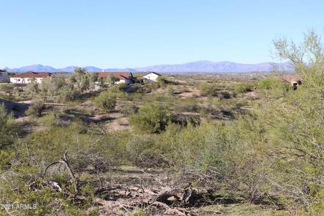 0000 W Saddle Ridge Way, Wickenburg, AZ 85390 (MLS #6247754) :: Executive Realty Advisors