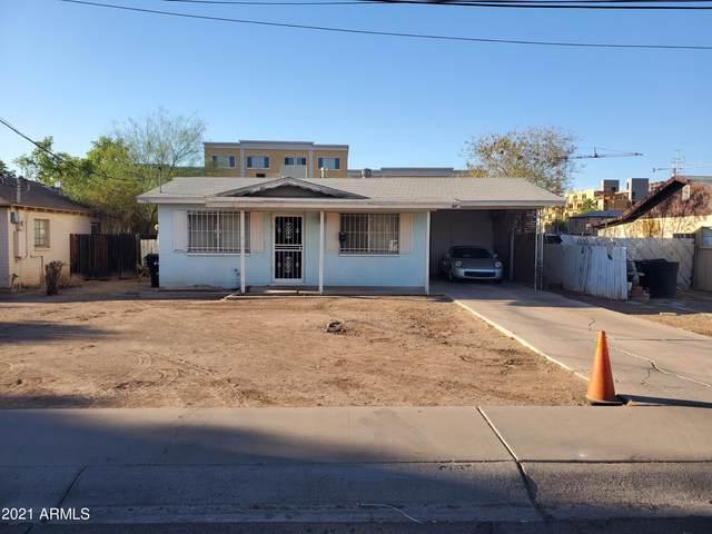 418 W 7TH Street, Tempe, AZ 85281 (MLS #6247774) :: Yost Realty Group at RE/MAX Casa Grande