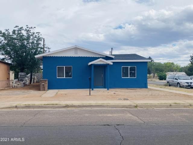 405 E 4th Street, Douglas, AZ 85607 (MLS #6247775) :: ASAP Realty