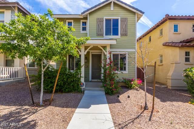2941 N Evergreen Street, Buckeye, AZ 85396 (MLS #6247803) :: Midland Real Estate Alliance