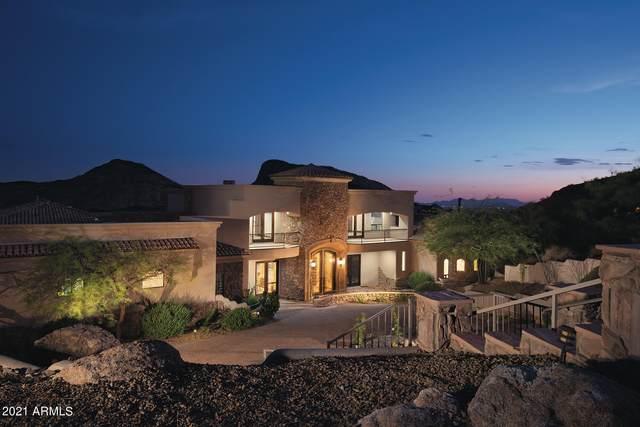 10644 N Arista Lane, Fountain Hills, AZ 85268 (MLS #6247814) :: The Garcia Group