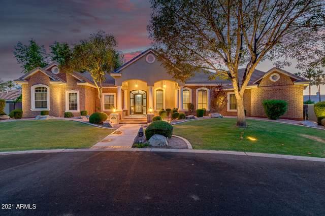 2222 N Val Vista Drive #8, Mesa, AZ 85213 (MLS #6247816) :: Yost Realty Group at RE/MAX Casa Grande
