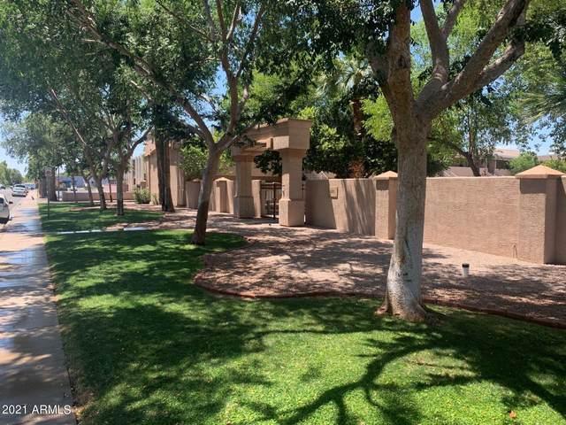 810 E Colter Street #34, Phoenix, AZ 85014 (MLS #6247817) :: Nate Martinez Team