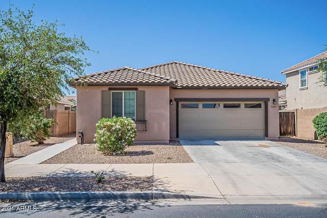 20967 E Creekside Drive, Queen Creek, AZ 85142 (MLS #6247839) :: Klaus Team Real Estate Solutions
