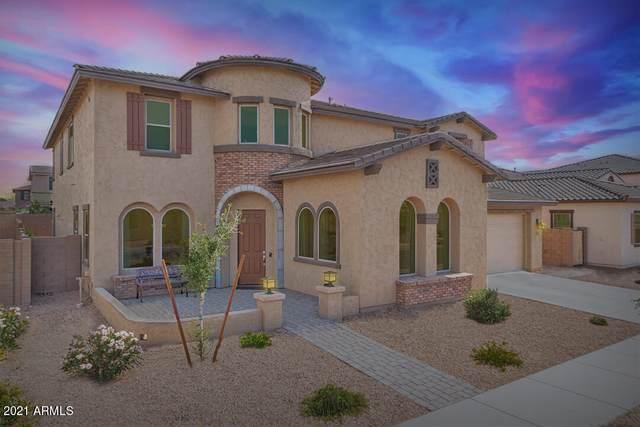 22869 E Silver Creek Lane, Queen Creek, AZ 85142 (MLS #6247840) :: Yost Realty Group at RE/MAX Casa Grande