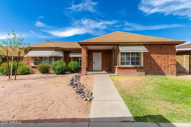 1055 N Recker Road #1260, Mesa, AZ 85205 (MLS #6247849) :: The Copa Team | The Maricopa Real Estate Company