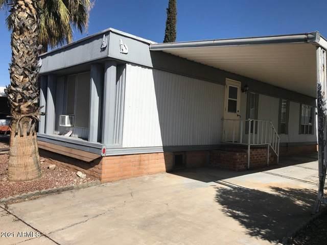 3411 S Camino Seco Road #460, Tucson, AZ 85730 (MLS #6247852) :: Yost Realty Group at RE/MAX Casa Grande