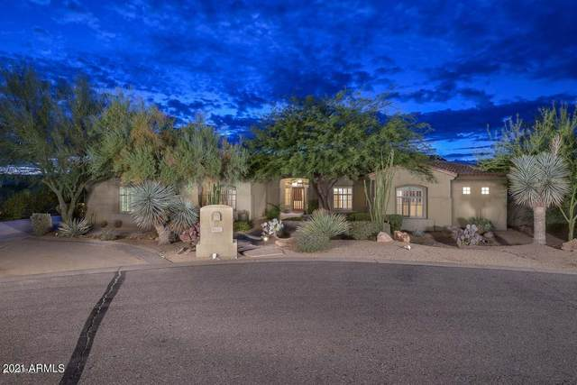 8129 E Arroyo Seco Road, Scottsdale, AZ 85266 (MLS #6247856) :: The Copa Team   The Maricopa Real Estate Company